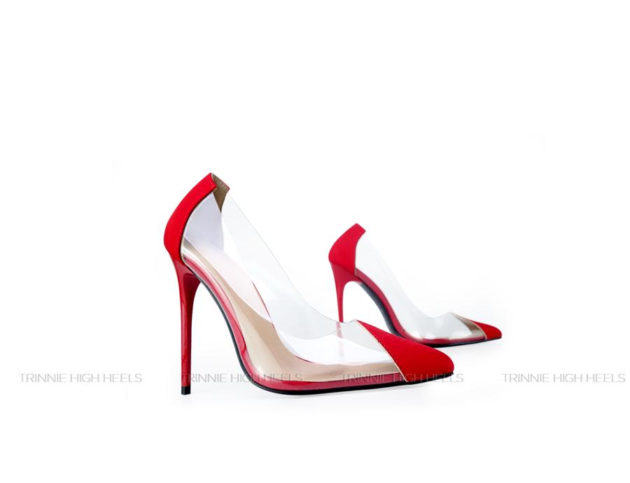 Giày cao gót Pump PGN-PT11STDO