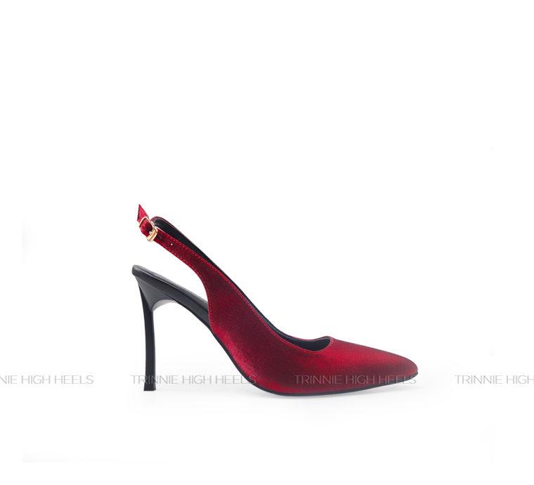 Giày cao gót Slingback SBS-ST11DE