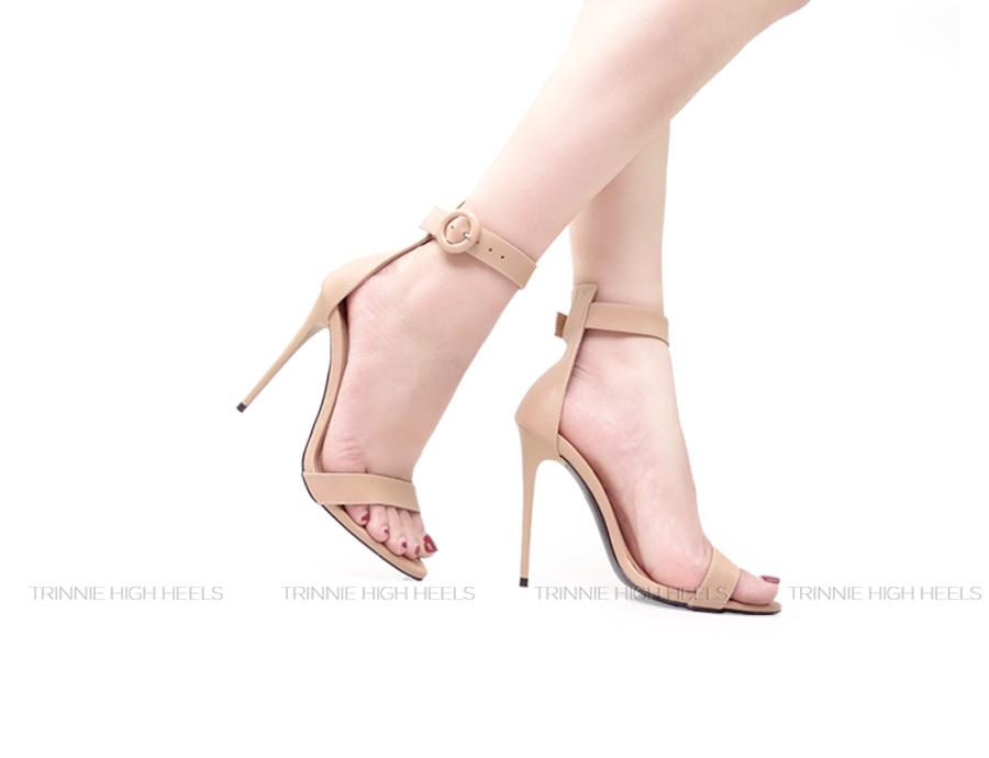 Giày cao gót Ankle Strap AGN-KBT11NM