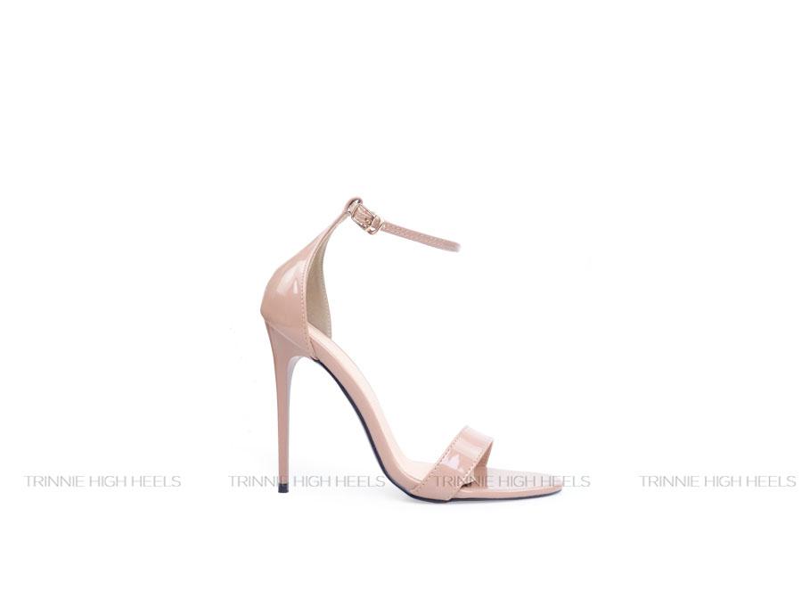 Giày cao gót Ankle Strap AGN-NM11DB