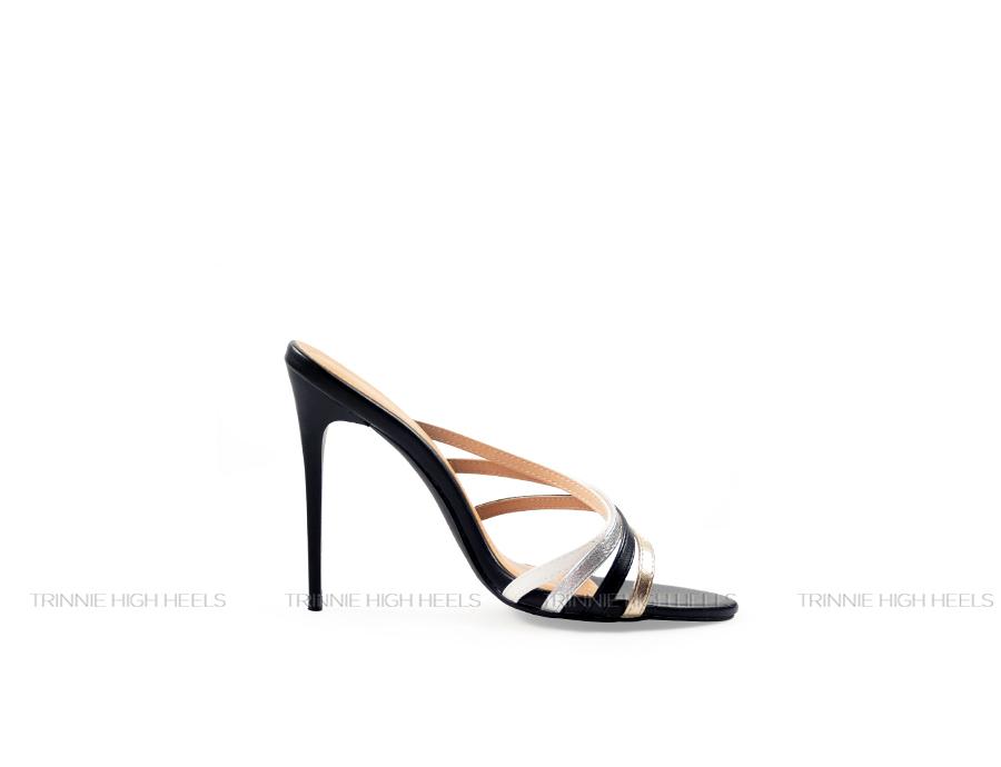 Giày cao gót Mules MGN-OU4D11DE