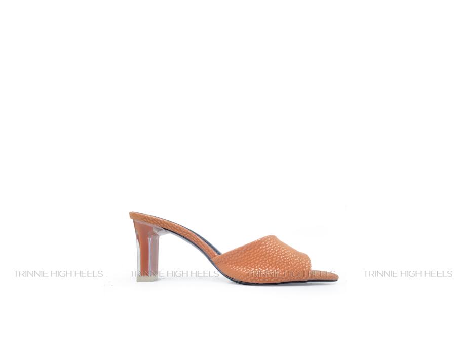 Giày cao gót Mules MGT-OU05NA