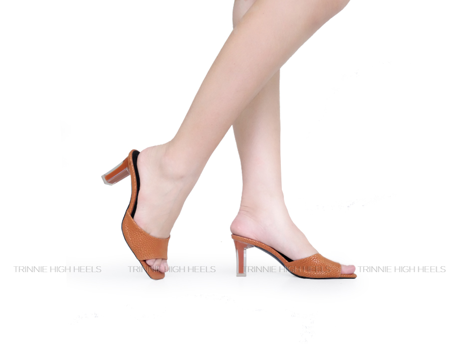 Giày cao gót Mules MGT-OU05DO