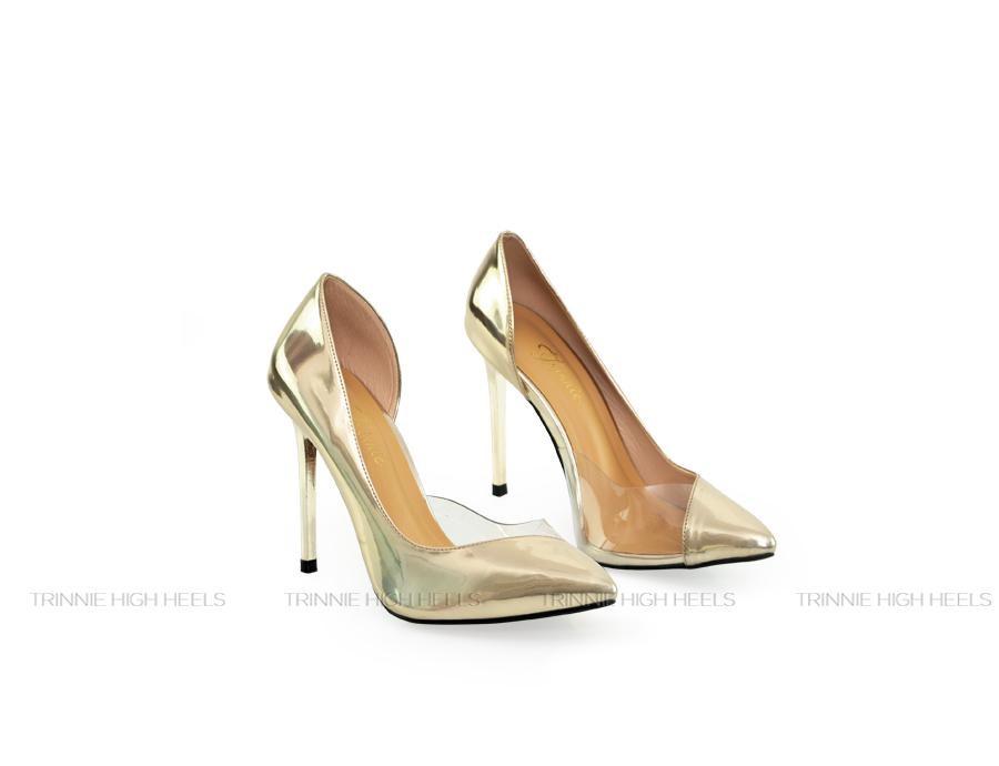 Giày cao gót Pump PGN-HEPT11BA