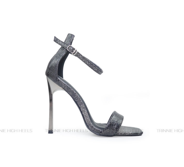 Giày cao gót Ankle Strap AGS-NM11DR