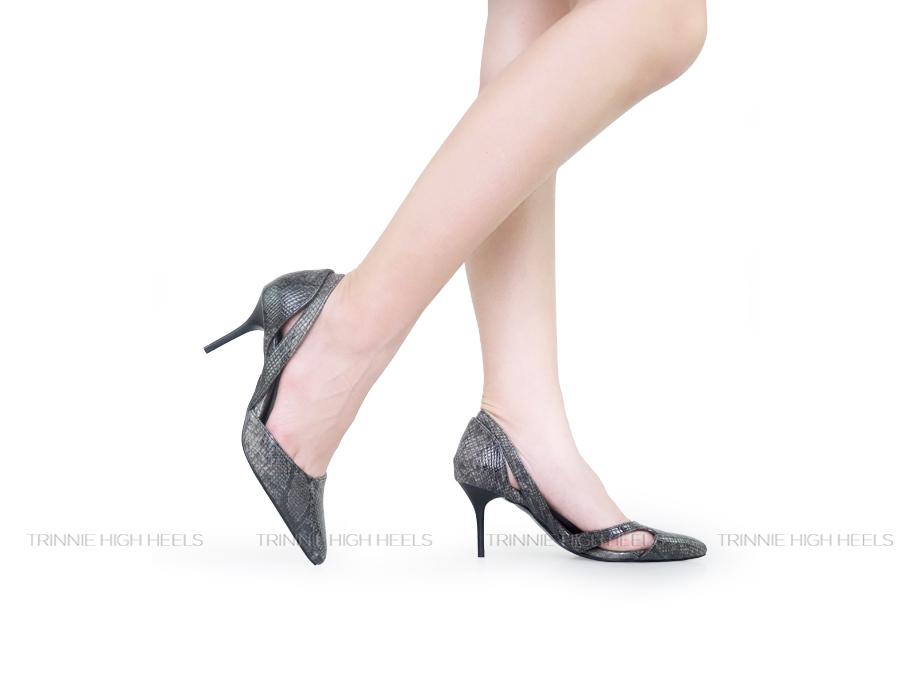 Giày cao gót Pump PGN-VE07DR