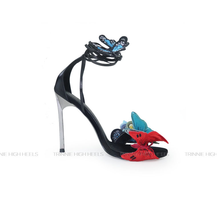 Giày cao gót Sandals Metallic BUOM11TM