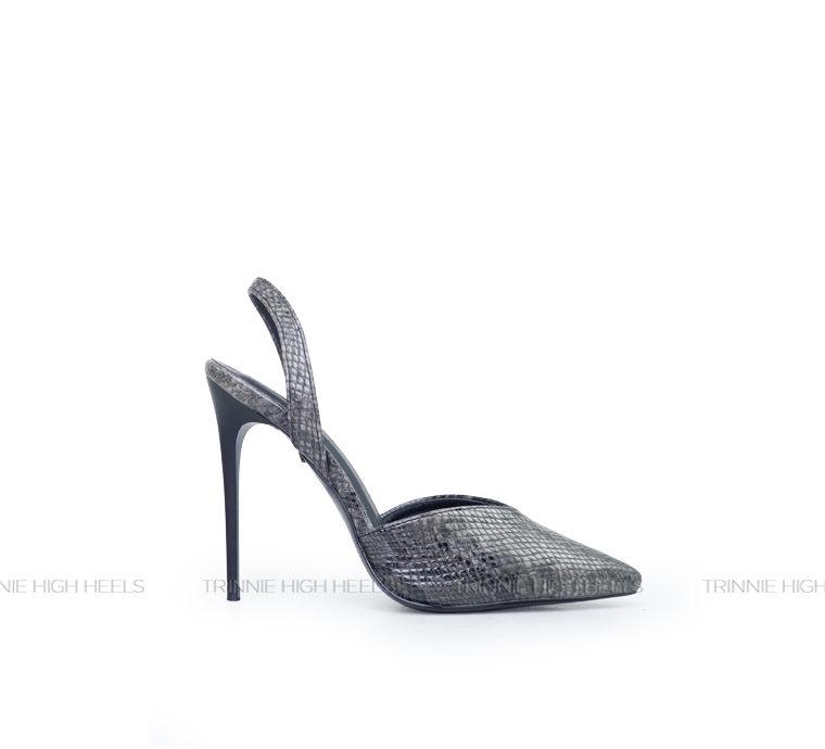 Giày cao gót Slingback SBNBM11DR