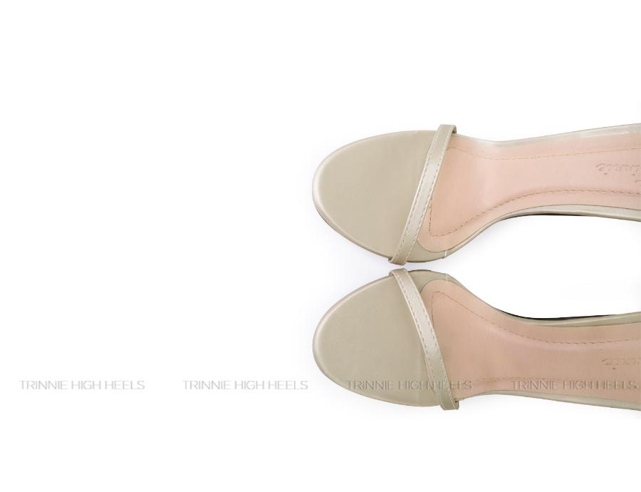 Giày cao gót Ankle Strap AGS-NM11STTA