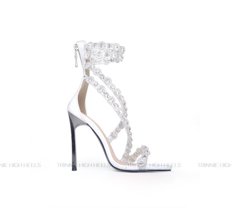 Giày cao gót Ankle Strap PH-AGSDD11TA