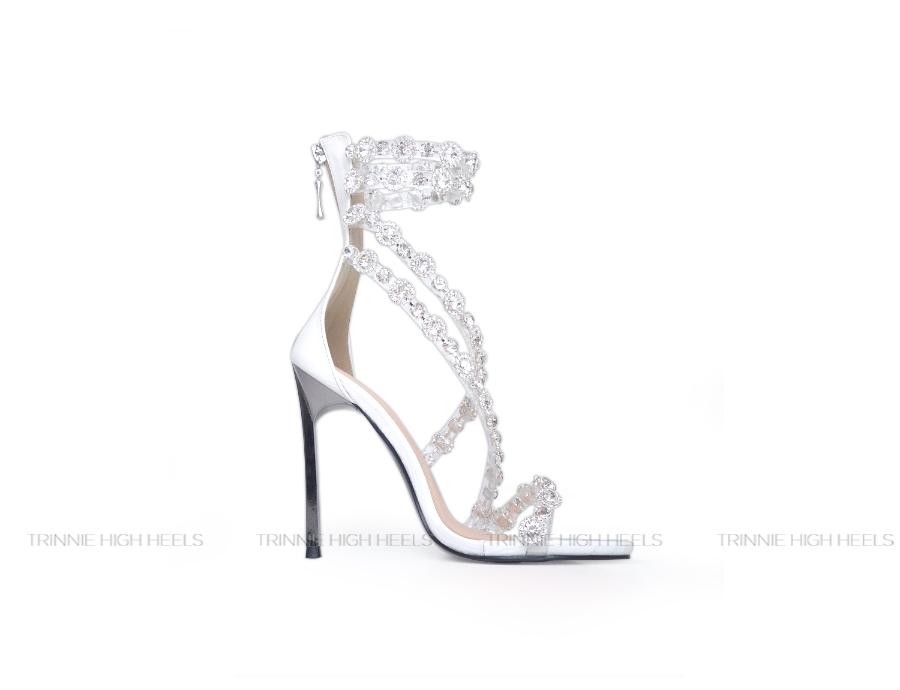 Giày cao gót Ankle Strap PH-ASD11NU