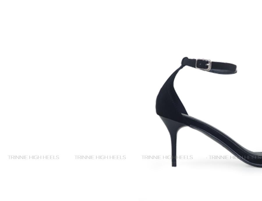 Giày cao gót Ankle Strap AGN-NM07DN