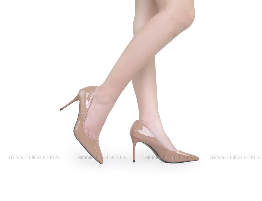 Giày cao gót Pump PGN-PU09DB