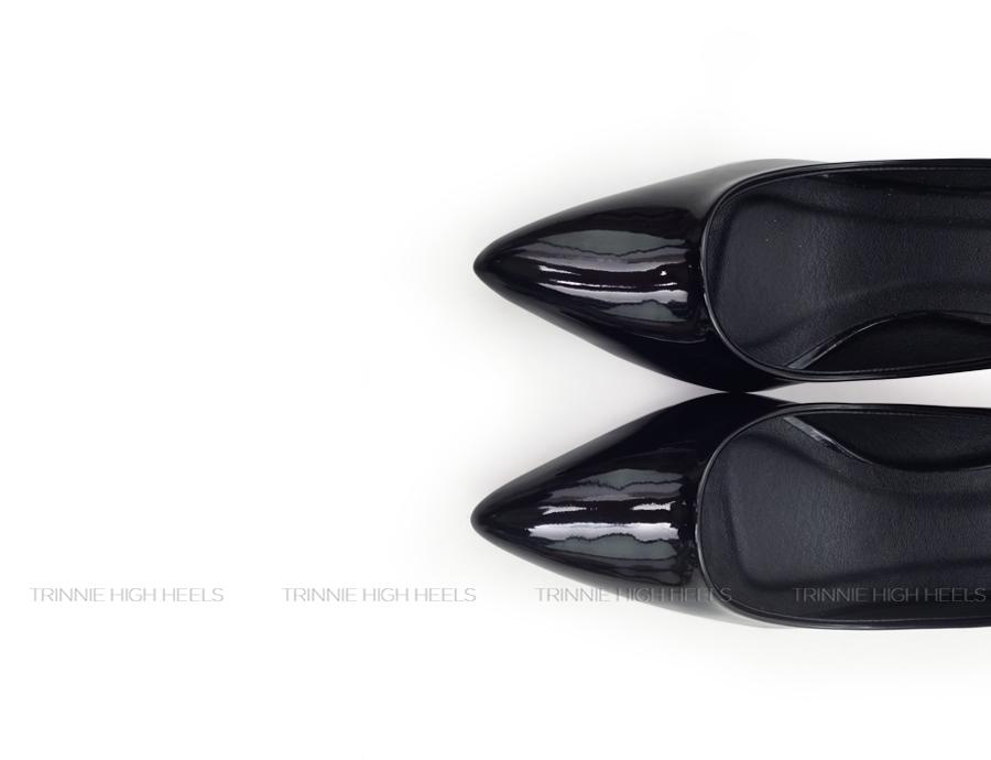 Giày cao gót Pump Metallic PGS-PU07DB