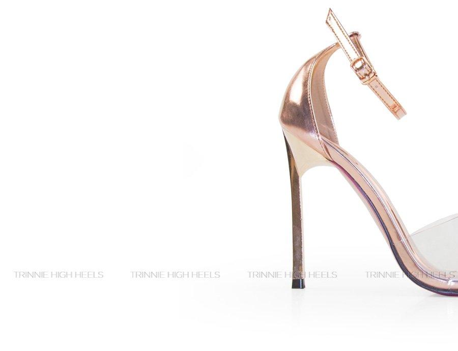 Giày cao gót Ankle Strap KV-AGSV11VD
