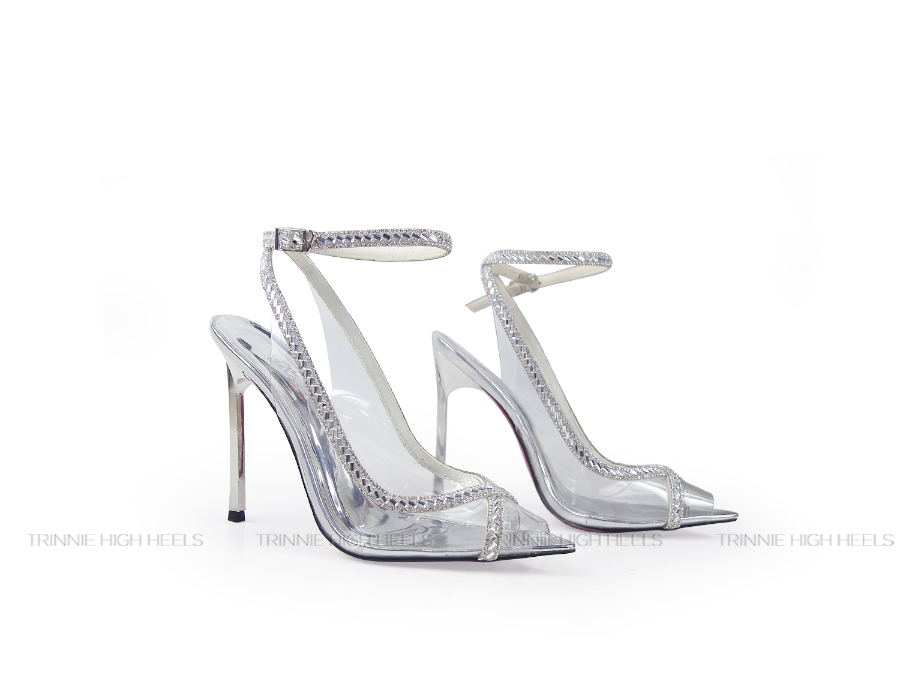 Giày cao gót Sandals KV-SGSTRDD11BA